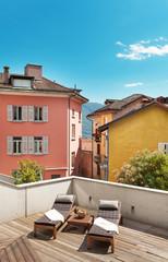 House, nice terrace
