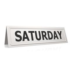 Saturday board