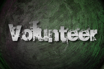 Volunteer Concept