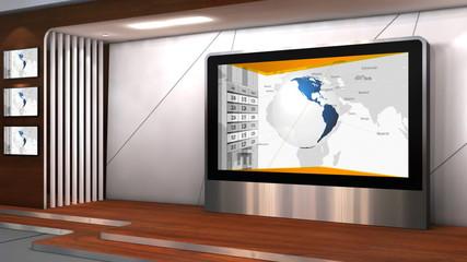 Business News TV studio 102i