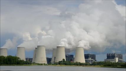 Kraftwerk vid 36 zeitraff
