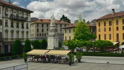piazza di como time lapse