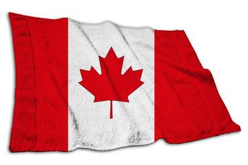 Flagge, Kanada