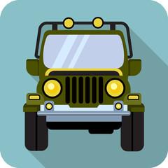 Vector Off-road Vehicle
