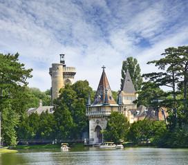 Castle Franzensburg-Laxenburg Water Castle, Lower Austria