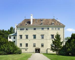 Old Castle in Laxenburg, Lower Austria near Vienna