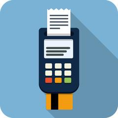 Vector Bank Card Reader