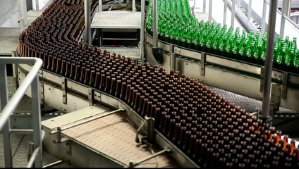 Processo industriale per la produzione di Birra