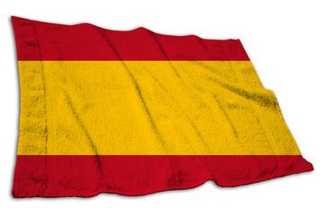 Bürgerliche Flagge, Spanien