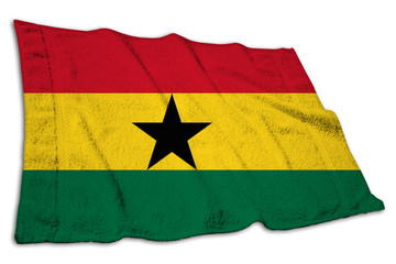 Flagge, Ghana