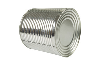 aluminum tin can for food