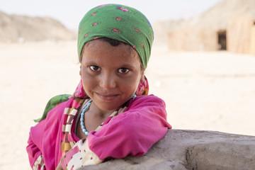 Beduinen Kind
