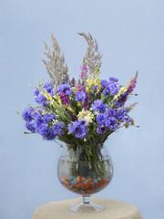 Bouquet of wild flower