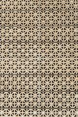 Closeup texture of plastic mat
