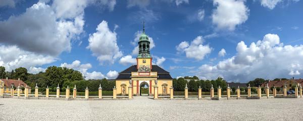 Ledreborg Slotskapel Lejre Roskilde Sjælland Danmark