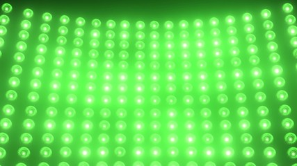 Stage light green
