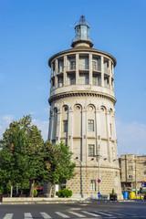 Fire Tower Bucharest