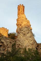 Ruin of castle Devin - Bratislava