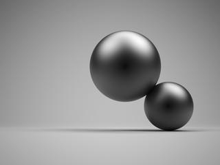 Balls in balance