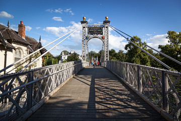 Suspension Footbridge Chester