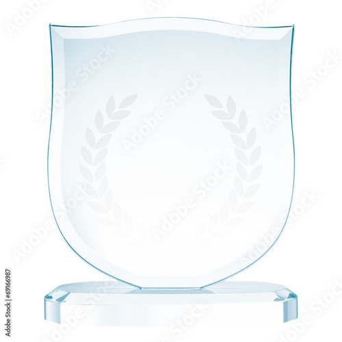 Glass trophy - 69166987