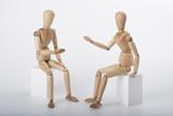 Diskussion, Gespräch, Austausch