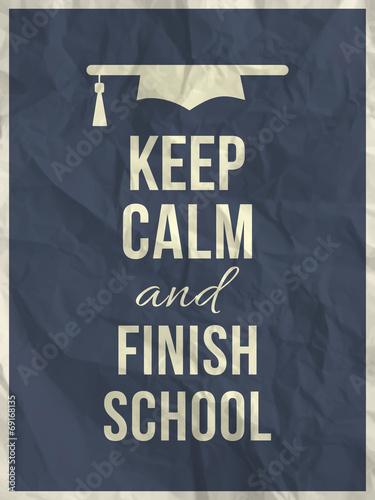 zachowaj-spokoj-wykonczenia-szkoly-typograficzny-cytat