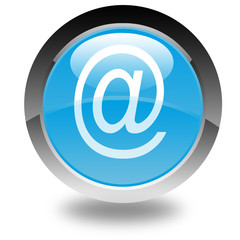 bouton E-mail  icône internet