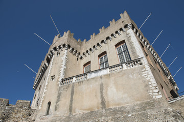 château médiévale