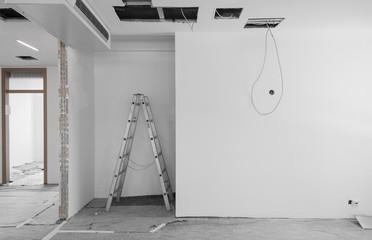 Renovieren © Matthias Buehner
