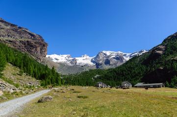 Pian di Verra - Val d'Ayas - Valle d'Aosta