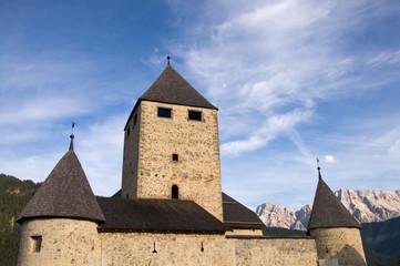 Schloss Thurn - St. Martin in Thurn - Dolomiten