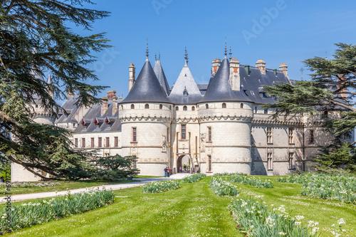Papiers peints Chateau Château de Chaumont-sur-Loire