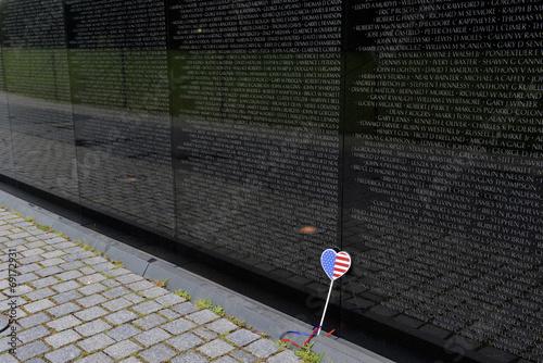 Vietnam Veterans Memorial, Washington DC, USA