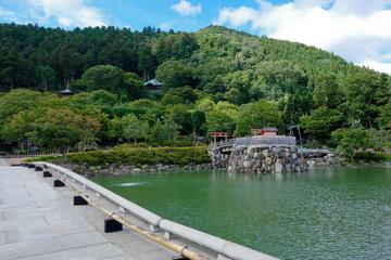 Japanese Temple / Victory Temple / Katsuo-ji / Winner's Luck