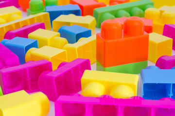 colorful jigsaw blocks, kids toy