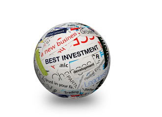 new business best investment 3d