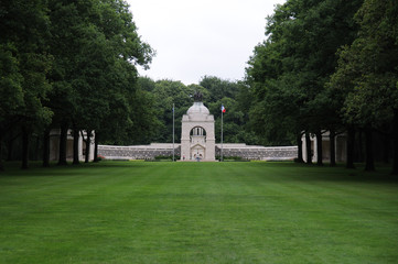 Delville Wood, South African War Memorial