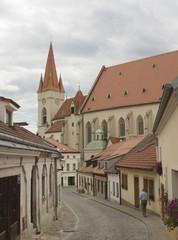 St. Nicholas church - Znojmo