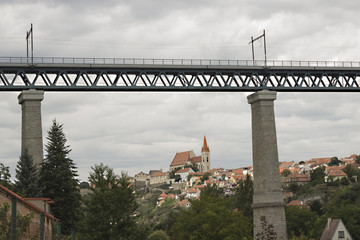 Bridge in Znojmo - Czech Republic