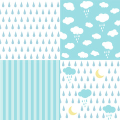 Seamless Patterns - Digital Scrapbook