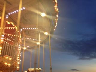 Space carrousel