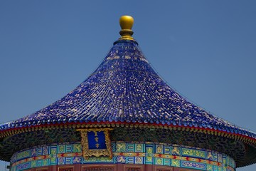 Temple Of Heaven Roof