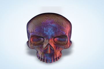 Alien Skull Series II