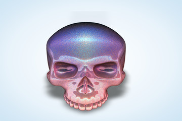 FX Metal Skull Series II