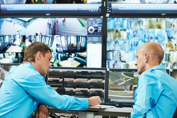 Security video surveillance