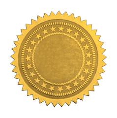 Blank Star Seal