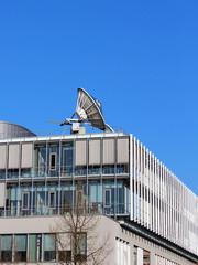 tv building