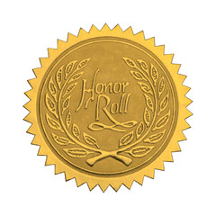 Gold Honor Seal