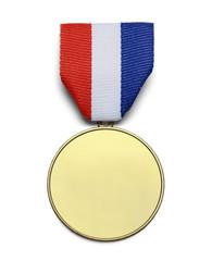 Gold USA Medal